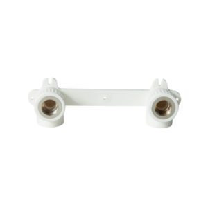 Комплект настенный для смесителя  20 х 3/4  (PP-R)