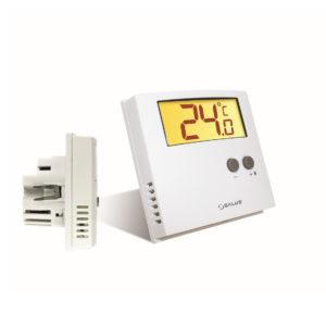 Терморегулятор цифровой встраиваемый Salus ERT 30 UP
