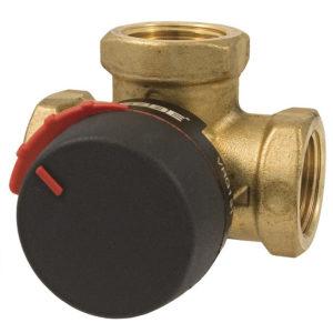 Трехходовой смесительный ротационный клапан   ESBE  серии VRG 131 (внутренняя резьба)
