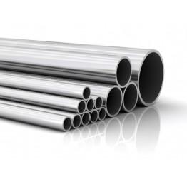 Труба KAN-therm Steel из углеродистой стали, оцинкованная д 18 х 1,2- 108 х 2 мм
