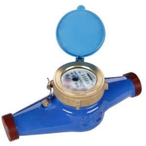 Счетчик холодной воды Ду 32 (СВКС-32Х) многоструйные сухоходные