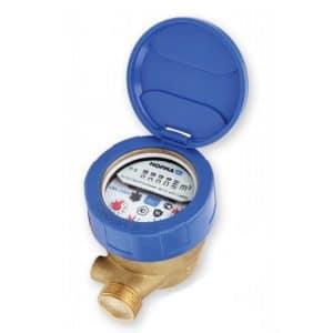 Счетчик холодной воды НОРМА СВКМ15Х(М) мокроходный антимагнитный Ду 15 L=110
