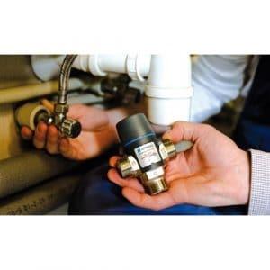 Термостатические смесительные клапаны ATM для ГВС 35-60С